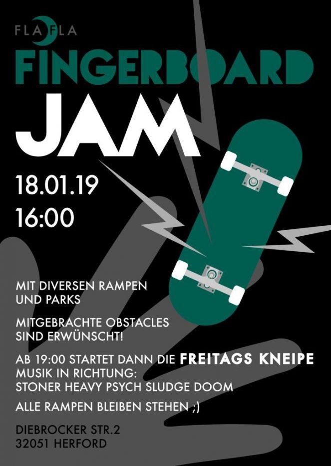 Fingerboard Jam